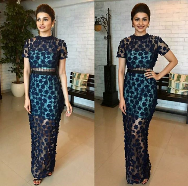 Yay or Nah | Prachi Desai For A Press Conference