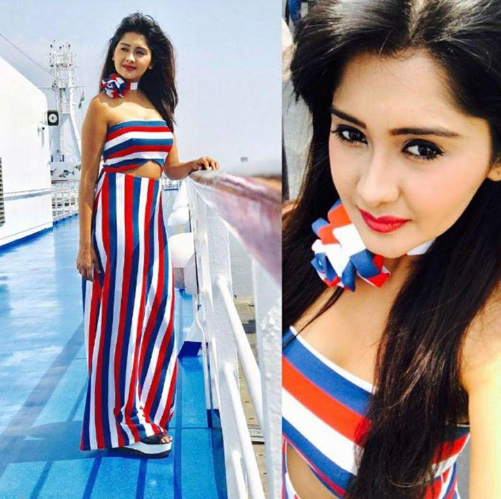 Meet Zeeworld Star Kanchi Singh (Avni) in #LoveOhLove