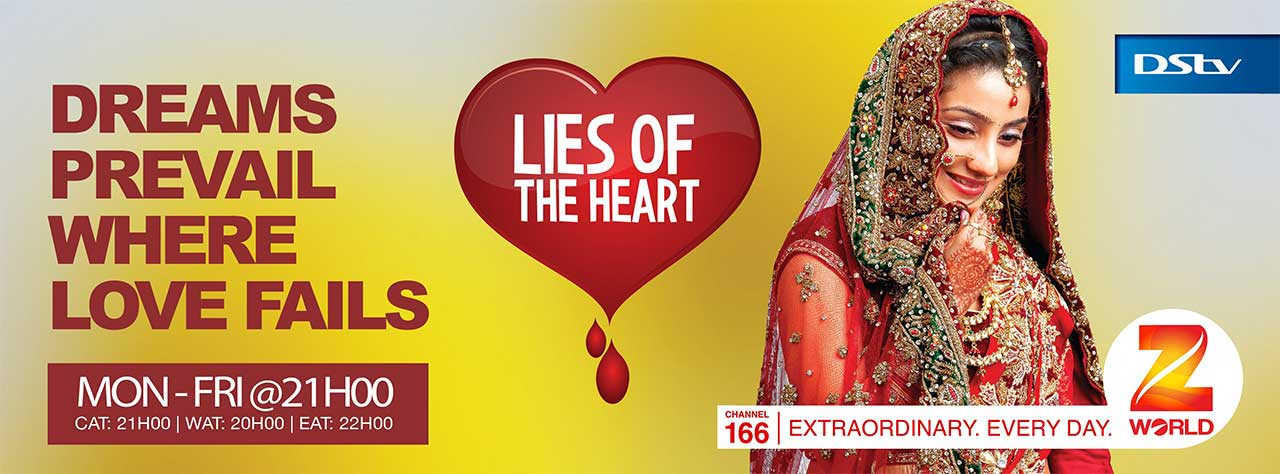 LIES OF THE HEART ON ZEE WORLD FULL STORY & SUMMARY