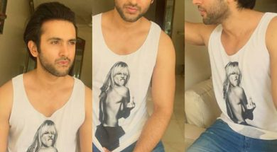 Mishkat Varma(Raj) In #LoveOhLove