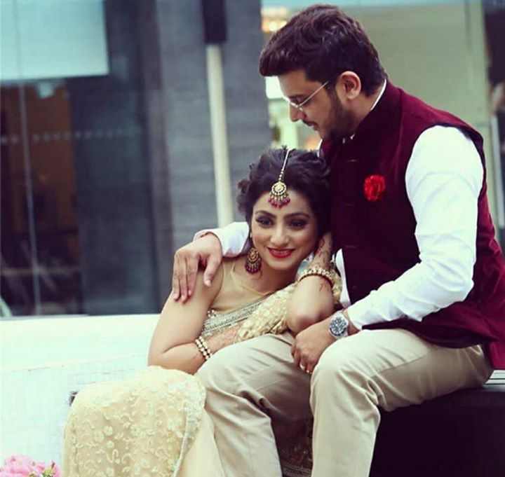 "Neha Marda, ""Urmi"" in #LiesOfTheHeart Just Had an Arranged Marriage"