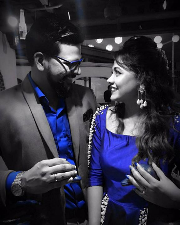 Actress Prarthana Behere – Vashaili in #SacredTies Gets Engaged