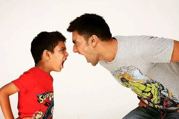 Son & Ahbi Raghav