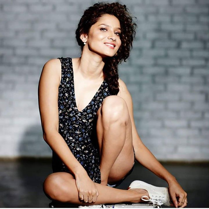 Ankita Lokhande Who Is All Set To Venture Into Bollywood Has Begun Shooting For Her Debut
