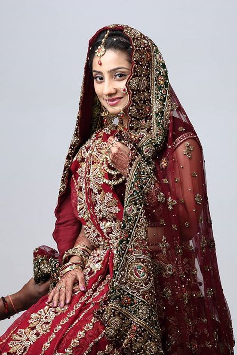 Neha Marda Urmirocking The Bridal Attire