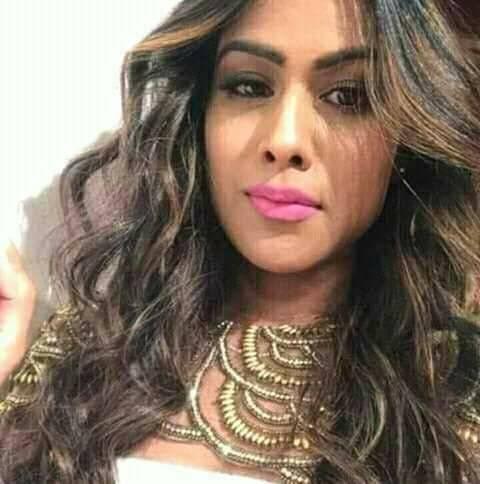 Nia Sharma Alias Roshni Pink Is Bea Her Favorite Color