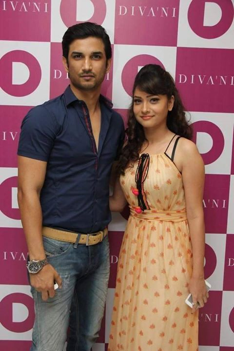 On A Scale Of How Will You Rate Their Love Chemistry Ankita And Sushant