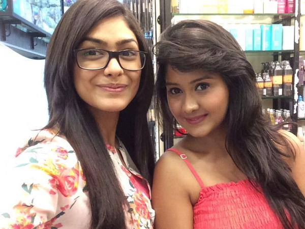 Perfect Picturetwo Beauties In One Photoshootbulbul And Avni