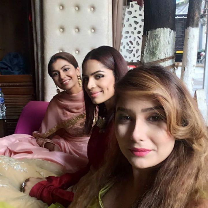 Picture Perfect Three Gorgeous In One Frame Pragya Alia Tanu