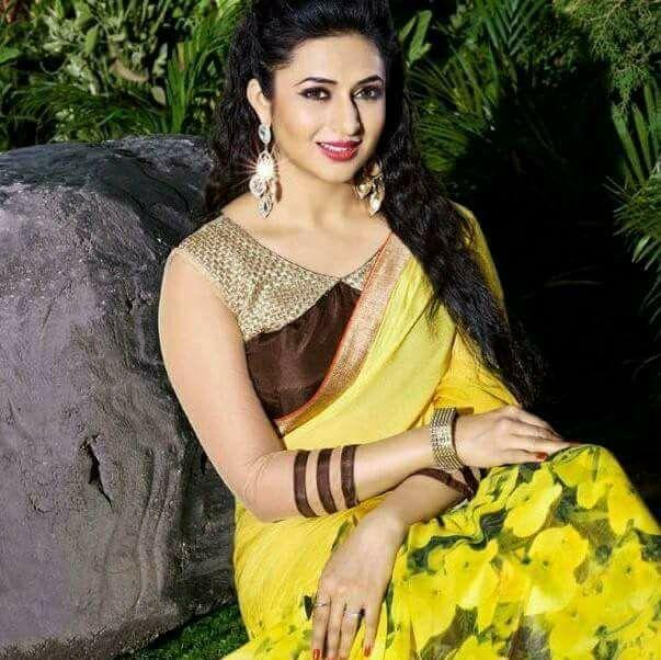 Such Beauty Divyanka Tripathi Dahiya Alias Vidyadivya