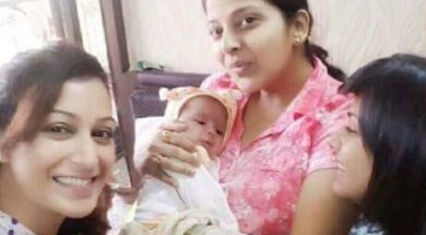 "Actress Samragyi Nema ""Vidhi Pankaj Sindhia"" Gives Birth"