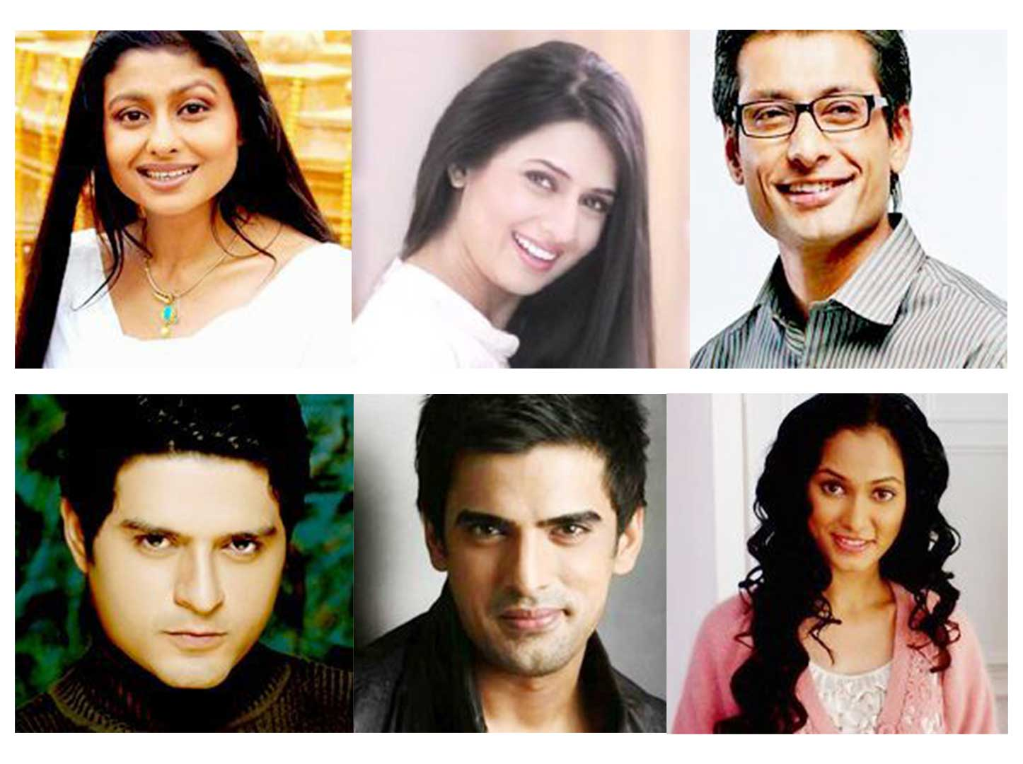 "The Vow Cast Zee World | Your Favourite Actors in ""The Vow"""